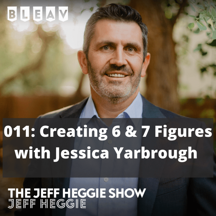 Jessica Yarbrough on The Jeff Heggie show podcast