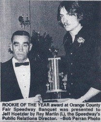 Jeff-Heotzler-Rookie-of-the-year-1978