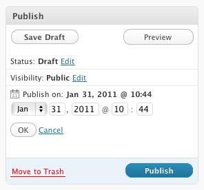 Managing Your Editorial Calendar in WordPress