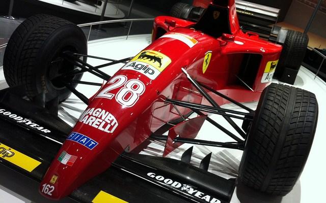 Adventures in Abu Dhabi: Ferrari World