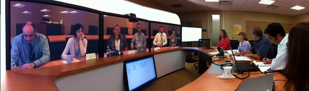 Telepresence Killed Video Conferencing