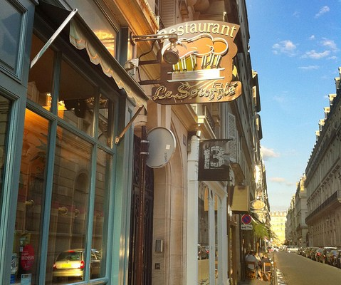 Day 9 in Paris: Le Souffle
