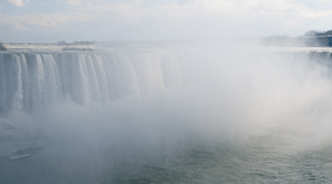 Niagra Falls 2009. Just a couple shots to get started…