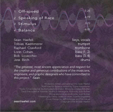 Sound Strategy Back Cover Art