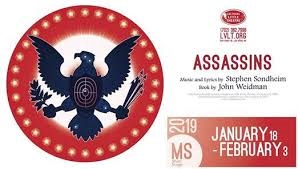 Las Vegas Little Theatre will be showing Assassins January 19 through February 3