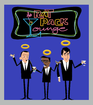 The Rat Pack Lounge – Presented by Super Summer Theatre