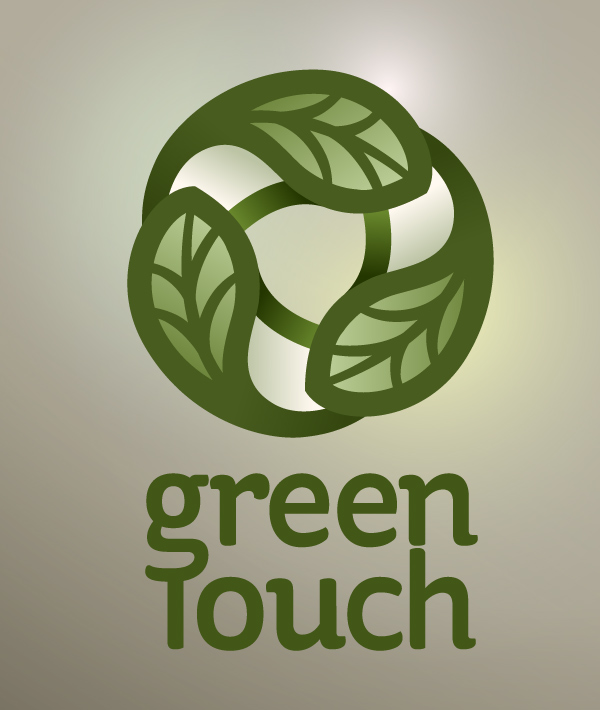 green touch logo