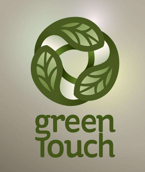 green touch logo