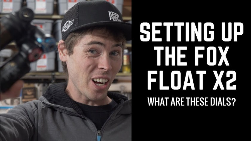 How to set up the Fox Float X2 rear shock – Jeff Kendall-Weed