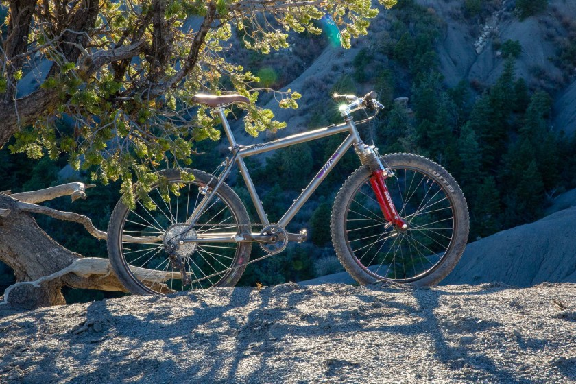 Riding Durango: old bike psyche! – Jeff Kendall-Weed