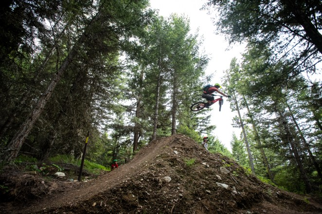 jump, pacific northwest, mountain biking, evergreen