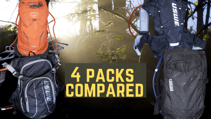 4 packs compared