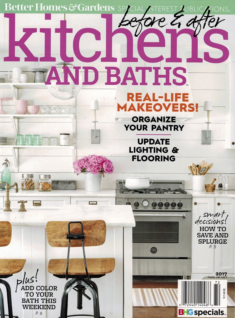 Better Homes And Gardens Kitchen And Bath Ideas October 2017