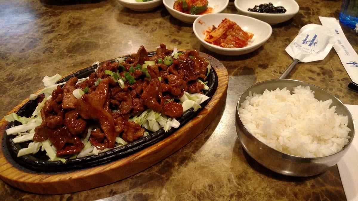Elk Grove Tofu House – Jeff\'s Food Travels