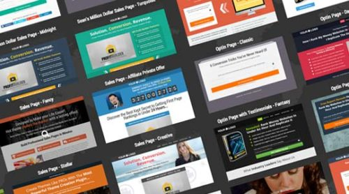 Click the image to view more full sized WP Profit Builder Examples