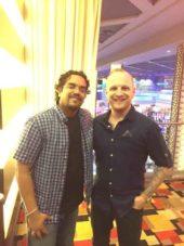 Jeff Lenney @ Anik Singal