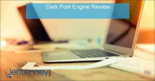 Dark Post Engine Review