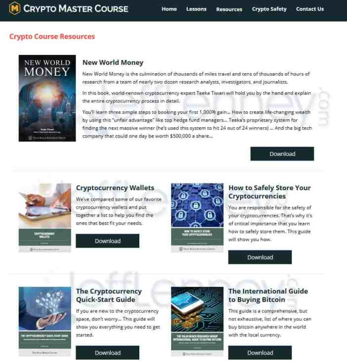 crypto-master-course-resources