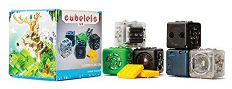 Cubelets Six Robot Blocks
