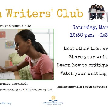Teen Writers_ Club