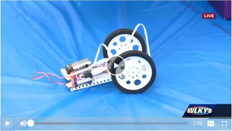WLKY STEM STEAM ROBOTICS