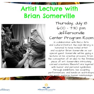 Artist Lecture