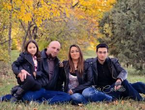Andrew Nofzinger family