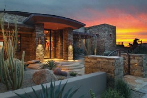 whisper rock golf course,cave creek gated community homes