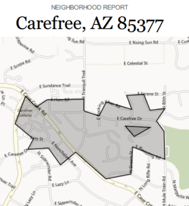 carefree 3 br homes,realtor map carefree arizona,carefree map of real estate,homes for sale map carefree