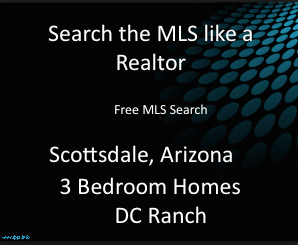 DC Ranch 3 Bedroom Realtor MLS Homes
