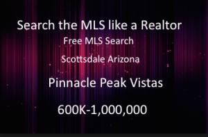 pinnacle peak vistas realtor mls homes,pinnacle peak vistas mls search