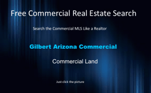 commercial land gilbert arizona