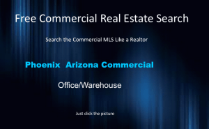phoenix office warehouse commercial space