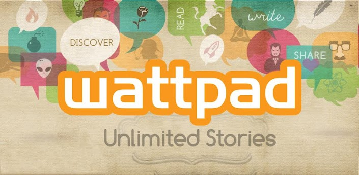 Image result for Wattpad!