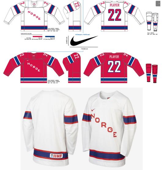 NORWAY Hockey Olympics (1/3)