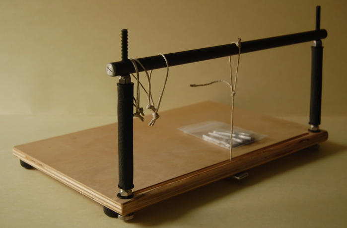 portable sewing frame