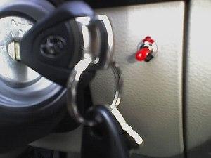 Subaru iPod FM Transmitter Switch