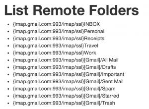 imap-gmail-remote-folders