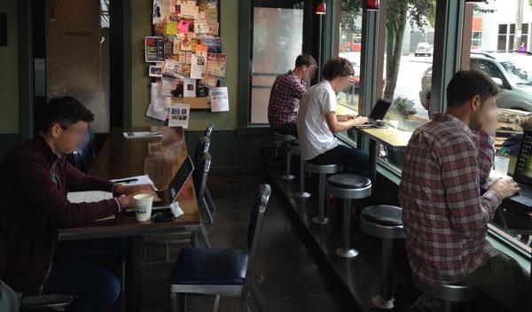 Seattle dating scene