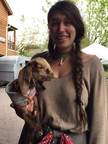 Portland Baby Goat Kombucha
