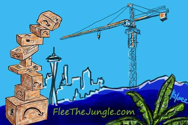 Flee the Jungle