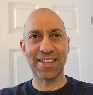 Jeff Reifman Craniotomy scar