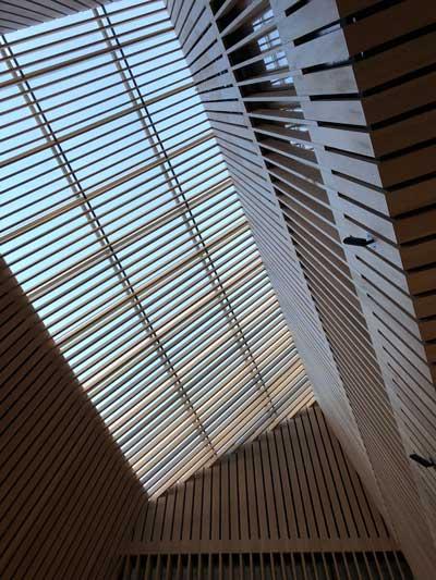 Audain Museum Architecture
