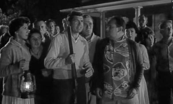 monsters maple street twilight zone