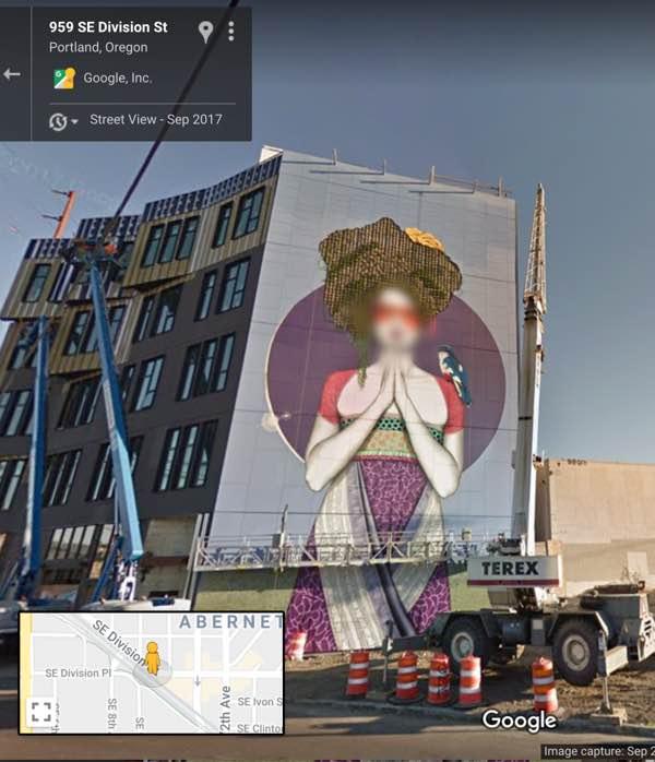 Portland Wild guide to public art murals