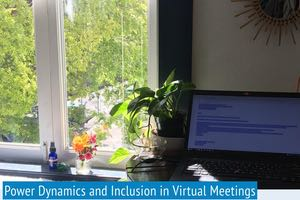 power dynamics in virtual meetings
