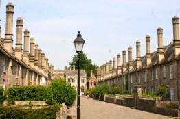 The Vicars Close, a national treasure.