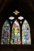 The Shakespeare window.