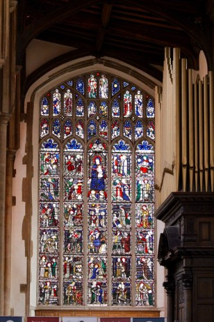 Chapel window.