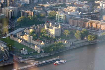 HM Tower of London.